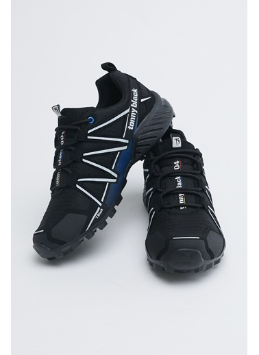 Tonny Black Siyah Sax Unısex Trekkıng Ayakkabı Tb160 Siyah